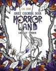 Adult Coloring Book: Horror Land Girls of Terror (Book 2) Cover Image