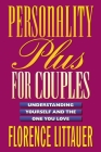 Personality Plus for Couples: Understanding Yourself and the One You Love Cover Image