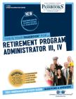 Retirement Program Administrator III, IV, Volume 4964 (Career Examination) Cover Image