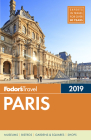 Fodor's Paris 2019 (Full-Color Travel Guide #33) Cover Image