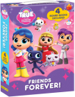 True and the Rainbow Kingdom: Friends Forever: 4 Books Included Cover Image