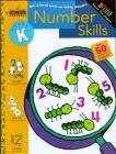 Number Skills (Kindergarten) (Step Ahead) Cover Image