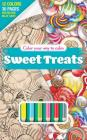 Color Your Way to Calm Sweet T [With Colored Pencils] Cover Image