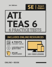 Ati Teas 6 Practice Tests Workbook 2020 2nd Edition: 6 Full Length Practice Test Workbook Both in Book + Online, 100 Video Lessons, 1,020 Realistic Qu Cover Image