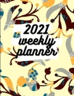 2021 Weekly Planner: Schedule Organizer, January to December 2021, Calendar, 8.5x11 inch Cover Image