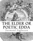 The Elder or Poetic Edda (Illustrated) Cover Image