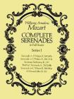 Complete Serenades in Full Score, Series I Cover Image