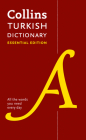 Collins Turkish Dictionary: Essential Edition (Collins Essential Editions) Cover Image