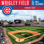 Chicago Cubs Wrigley Field 2021 12x12 Stadium Wall Calendar Cover Image