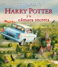 Harry Potter Y La Cámara Secreta. Edición Ilustrada / Harry Potter and the Chamber of Secrets: The Illustrated Edition Cover Image