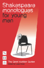 Shakespeare Monologues for Young Men (Good Audition Guides) Cover Image