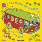 Las Ruedas del Autobús Giran Y Giran (Classic Books with Holes 8x8) Cover Image