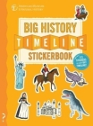The Big History Timeline Stickerbook: From the Big Bang to the Present Day; 14 Billion Years on One Amazing Timeline! Cover Image