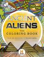 Ancient Aliens™ - The Coloring Book Cover Image