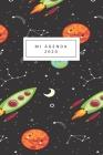 mi agenda 2020: bonita agenda 2020, desde 1 de enero al 31 de diciembre para estar organizada es un regalo ideal para hacer.tamaño 6 i Cover Image
