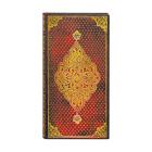 Paperblanks Golden Trefoil Slim Lined Cover Image