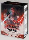 Star Wars Episodes IV–IX Graphic Novel Adaptation Box Set (Star Wars Movie Adaptations) Cover Image