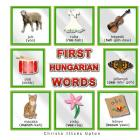 First Hungarian Words Cover Image
