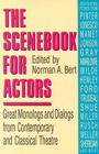 Scenebook for Actors: Great Monologs and Dialogs from Contemporary and Classical Theatre (Books) Cover Image