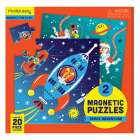 Outer Space Magnetic Puzzle Cover Image