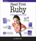 Head First Ruby: A Brain-Friendly Guide Cover Image