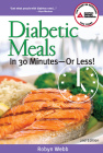 Diabetic Meals in 30 Minutes?or Less! Cover Image