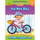 School Zone the New Bike - A Level 2 Start to Read! Book Cover Image