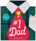 #1 Dad: A Lift-the-Tie Book Cover Image