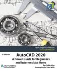 AutoCAD 2020: A Power Guide for Beginners and Intermediate Users Cover Image