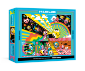 Dreamland: A 500-Piece Jigsaw Puzzle & Stickers : Jigsaw Puzzles for Adults Cover Image