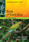Birds of Costa Rica: A Field Guide (Corrie Herring Hooks Series) Cover Image