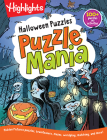 Halloween Puzzles (Highlights Puzzlemania Activity Books) Cover Image