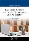 Concise Guide to Legal Research and Writing (Aspen Paralegal) Cover Image