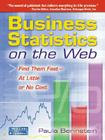 Business Statistics on the Web: Find Them Fast—At Little or No Cost Cover Image