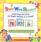 Sight Word Readers Boxed Set: Learning the First 50 Sight Words Is a Snap! [With Mini-Workbook] Cover Image