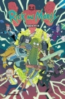Rick and Morty Book Five: Deluxe Edition Cover Image