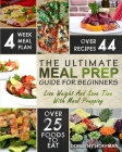 Meal Prep: The Essential Meal Prep Guide For Beginners - Lose Weight And Save Time With Meal Prepping Cover Image