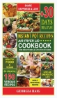 Instant Pot Air Fryer Lid Cookbook: The Ultimate Cookbook for delicious and healthy dishes from the Tradition of different countries around the world, Cover Image
