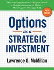 Options as a Strategic Investment: Fifth Edition Cover Image