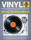 Vinyl Manual: How to get the best from your vinyl records and kit (Haynes Manuals) Cover Image