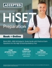 HiSET Preparation Book 2021-2022 All Subjects: Study Guide with Practice Exam Questions for the High School Equivalency Test Cover Image