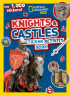 Knights and Castles Sticker Activity Book Cover Image