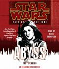 Abyss: Star Wars (Fate of the Jedi) Cover Image
