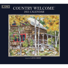Country Welcome 2021 Wall Calendar Cover Image