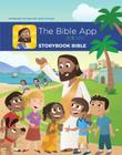The Bible App for Kids Story Book: Youversion & Onehope Cover Image
