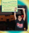Waylen Wants to Jam/Waylen Quiere Improvisar: A True Story Promoting Inclusion and Self-Determination/Una Historia Real Que Promueve La Inclusión Y La (Finding My Way) Cover Image