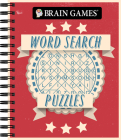 Brain Games - Word Search Puzzles (Exercise Your Mind) Cover Image