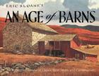 Eric Sloane's an Age of Barns Cover Image