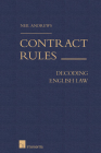 Contract Rules: Decoding English Law Cover Image