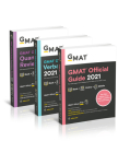 GMAT Official Guide 2021 Bundle Cover Image